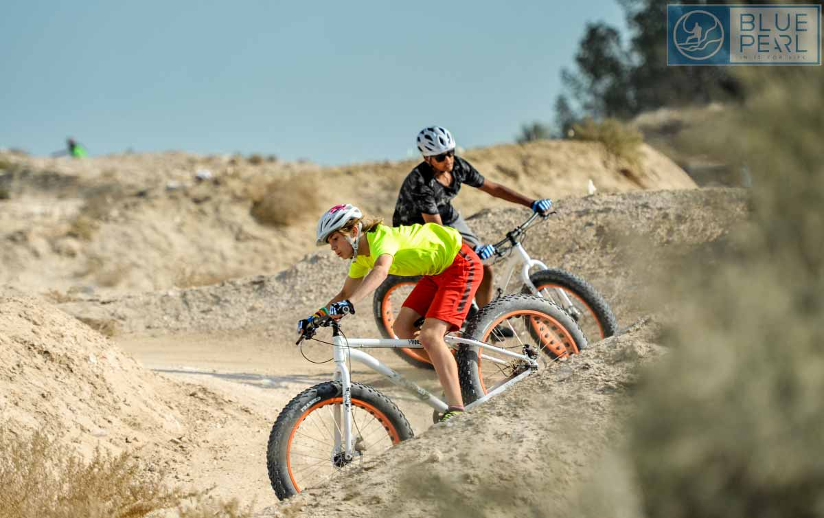 Blue Pearl Camps Fatbikes